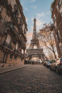 初冬のパリ旅行